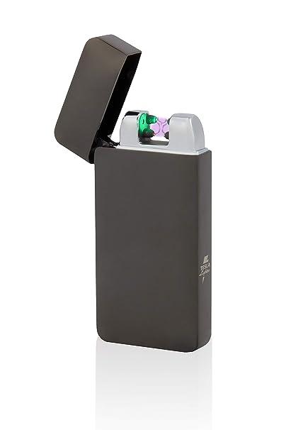 Tesla de Lighter T10 Photo Sensor Luz Arco - Mechero USB recargable ...