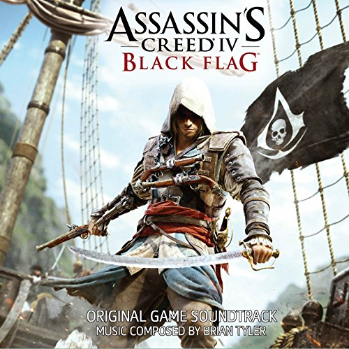 Price comparison product image Assassin's Creed IV: Black Flag (2-CD Set) (Original Game Soundtrack)