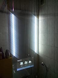led lichtleiste dusche led leiste f r dusche bad fliesen led dusche komplettset led dusche. Black Bedroom Furniture Sets. Home Design Ideas