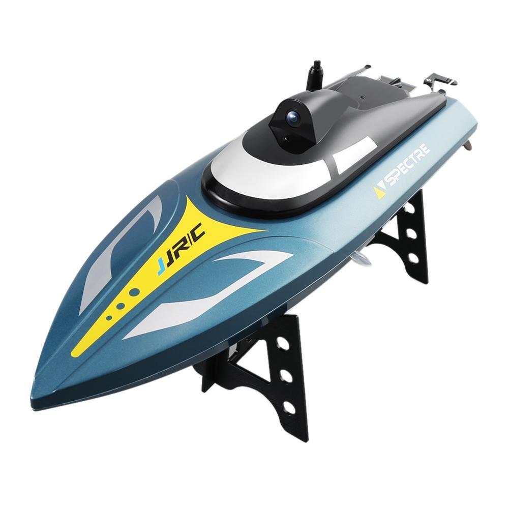 JJRC S4 RC RennStiefel Ferngesteuertes High Speed Boat - Remote Control Boat Mit Echtzeit Wifi Bildübertragung, Racing Spielzeug für Erwachsene und Kinder, TOP Geschenk