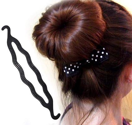 Tianranrt Neu 4 Pcsset Haare Twist Styling Clip Stick Brötchen