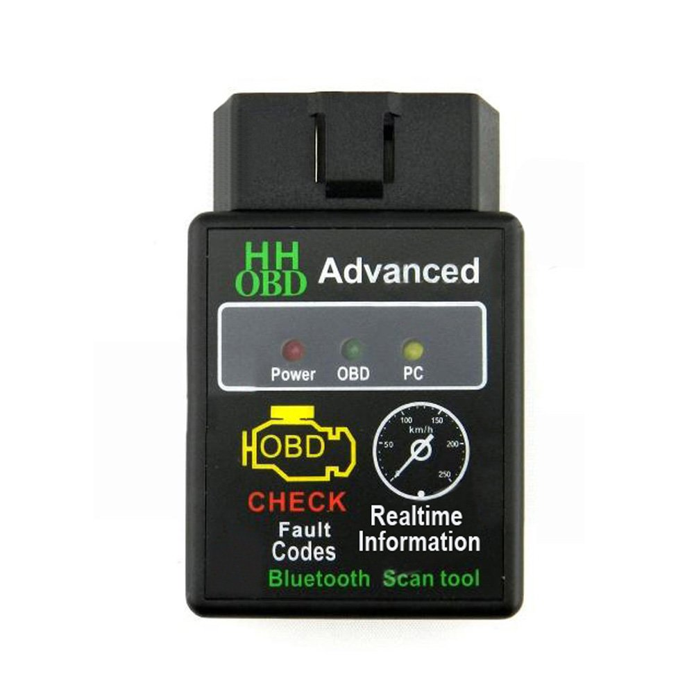 NaiCasy de Mini ELM327/Bluetooth V2.1/OBD2/Auto Puede Wireless Adapter Scanner Tool