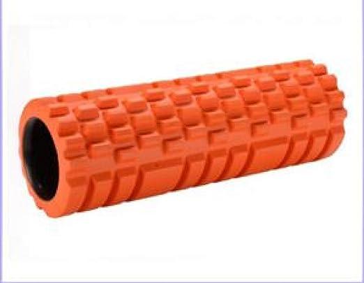 ZHANGHAOBO Yoga Columna PU Lanza Dientes Yoga Roll Fitness ...