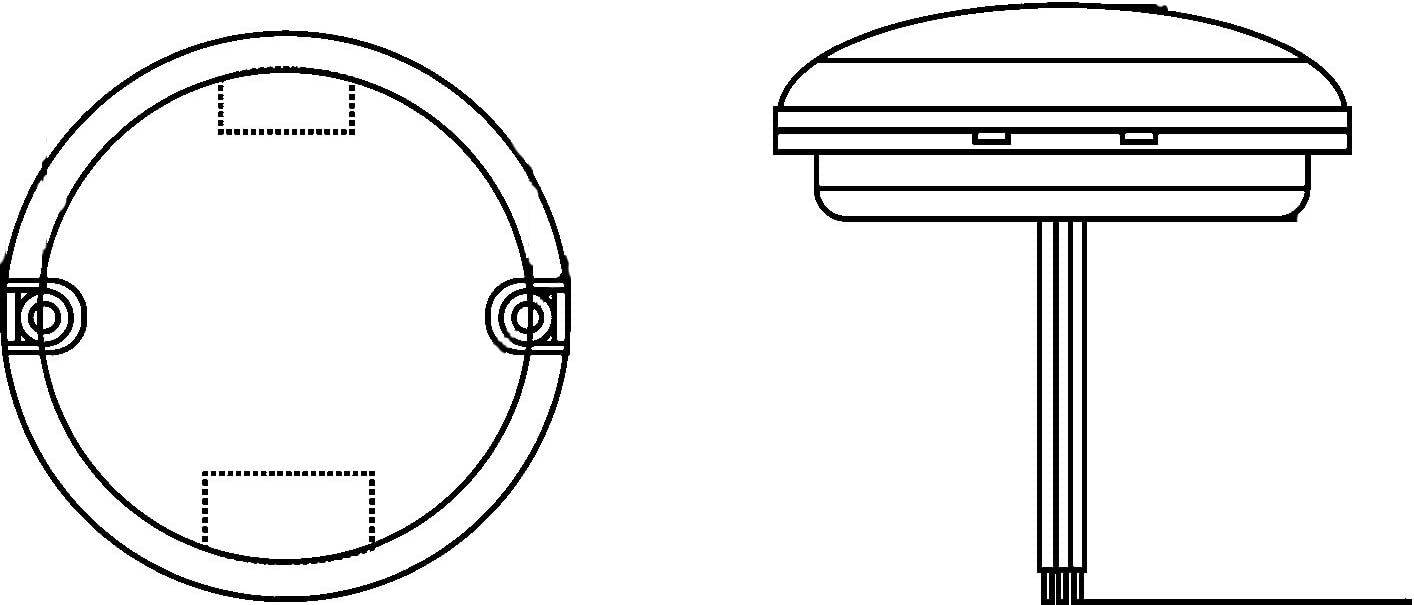 LED HELLA 2SD 357 028-001 Piloto posterior