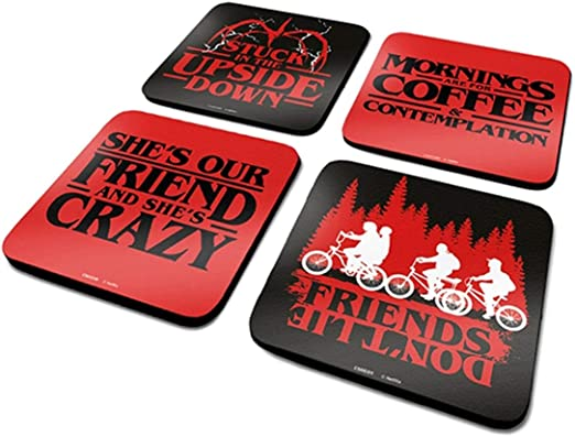 Drink Coasters Pack of 4 Coasters BRAND NEW 18th BIRTHDAY GIRL