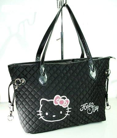 998755db1 Amazon.com: New Hello kitty Hand Bag Shoulder Bag Purse: Beauty