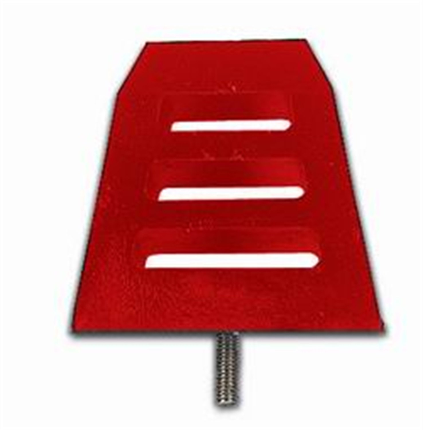 Pro Comp 69091 Red Urethane Large Progressive Bumpstop, (Set of 2) by Pro Comp