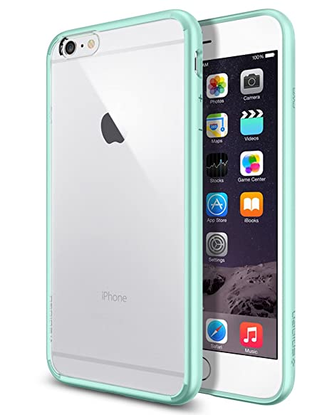 custodia iphone 6s verde menta