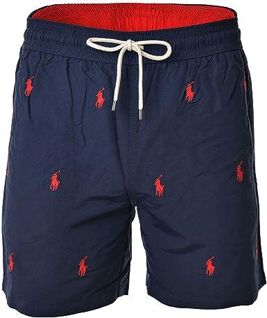 Polo Ralph Lauren Bañador Hombre - Traveler-Swim, Pantalones ...