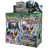 Pokémon - Jeux de Cartes - Boosters Français - Boite De 36 Boosters Xy - Impact Des Destins