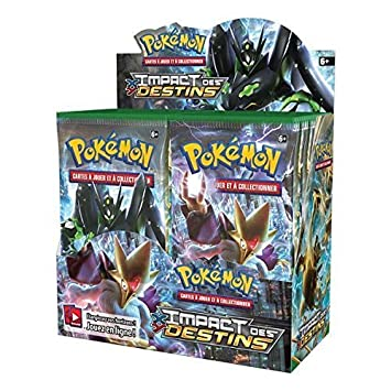 Pokémon - Juego De Cartas - Amplificadores Franceses - Caja ...