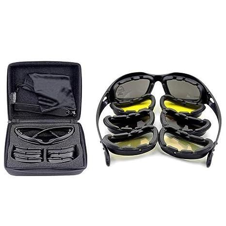 Amazon.com: Mangocore - Gafas de sol polarizadas, juego de 4 ...