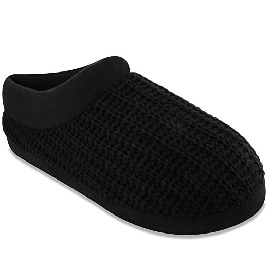 bedroom shoes. Nautica Kids Galleon Slippers 12 Black Amazon com  Slip On Warm and Soft