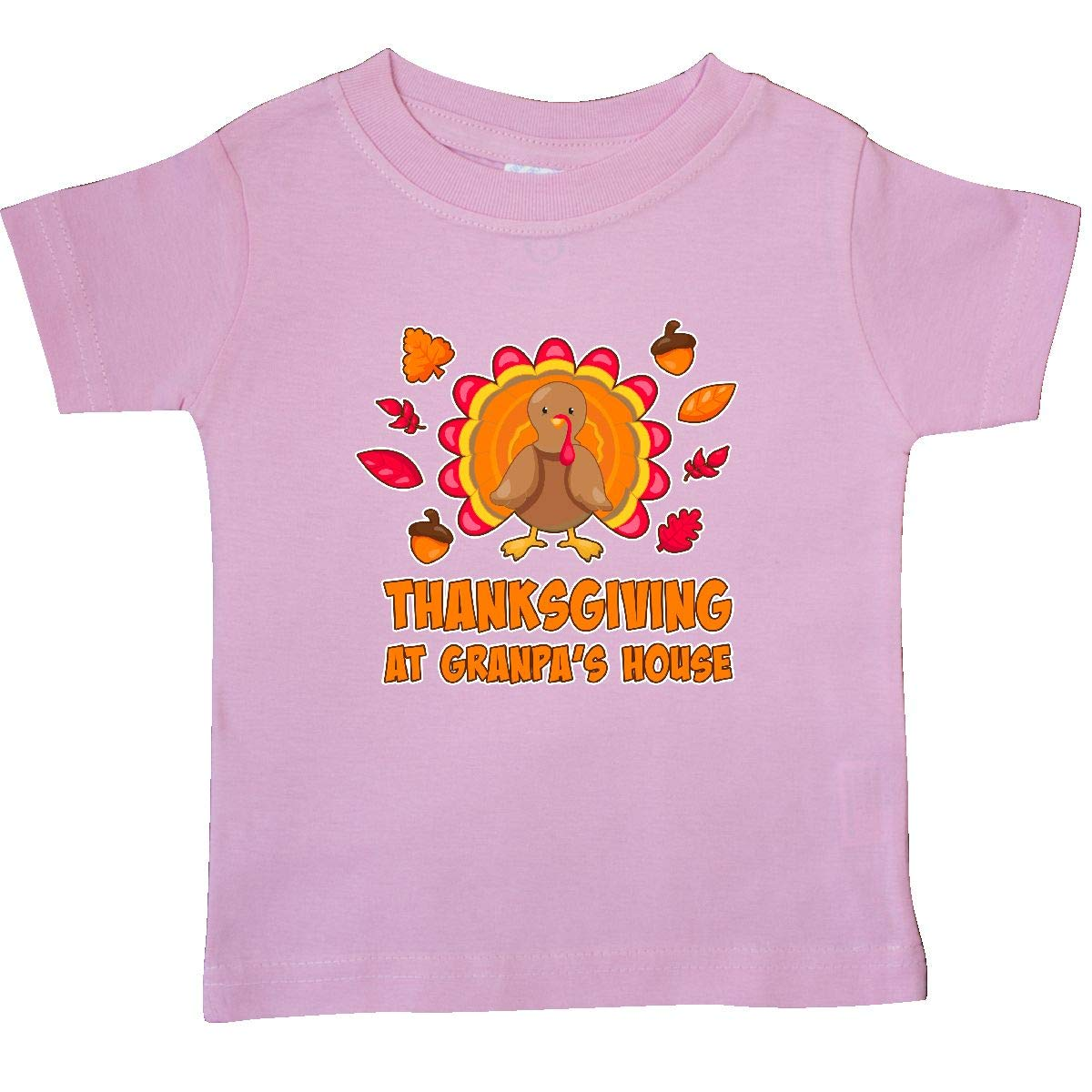 inktastic Thanskgiving at Granpas House Baby T-Shirt