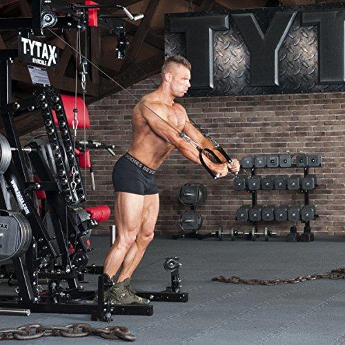 Tytax m home gym best equipment machine set total free