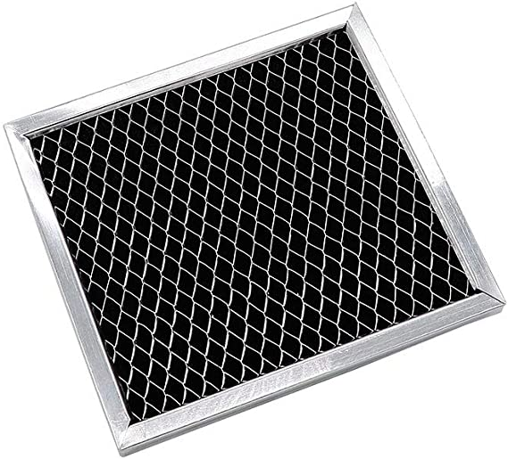 AMI PARTS 8206230A Charcoal Filter Replacement Part Carbon Filters Compatible with Whirlpool Maytag Microwave(2pcs)