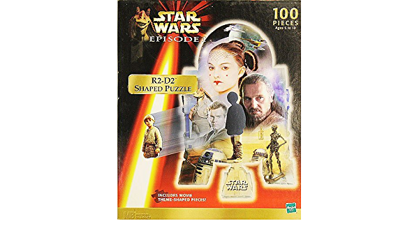 Star Wars R2d2 100 Piece Jigsaw Puzzle Disney Ages 6 Cardinal Spin Master for sale online
