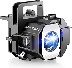 ABITAN ELP-LP49 / V13H010L49 Replacement Lamp Bulb for ELPLP49 for Epson PowerLite Home Cinema 8350 8345 8700UB 8500UB 7500UB 6500UB 9500UB 9700UB H373A H336A Projector with Housing