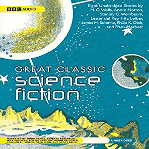 Great Classic Science Fiction Audiobook