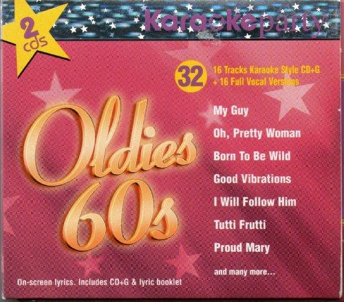 Karaoke Party: Oldies 60s (Karaoke Cd Oldies)
