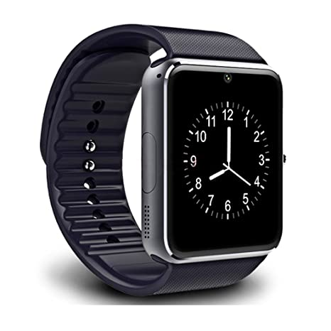 Dokpav® KING-WEAR GT08 Reloj inteligente Smartwatch, Reloj impermeable, Bluetooth, NFC