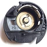 HONEYSEW Bobbin CASE 89210 Compatible with Singer XL-400,FQ4,SEQS-6000,SEQS6700,XL550,Juki HZL-K85/&HZL-K65 Bobbin CASE