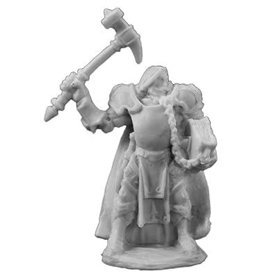 Reaper Halbarand, Cleric (1) Miniature: Toys & Games