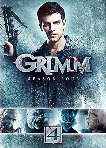 Grimm: Season 4 (Grimm Dvd Season 4)