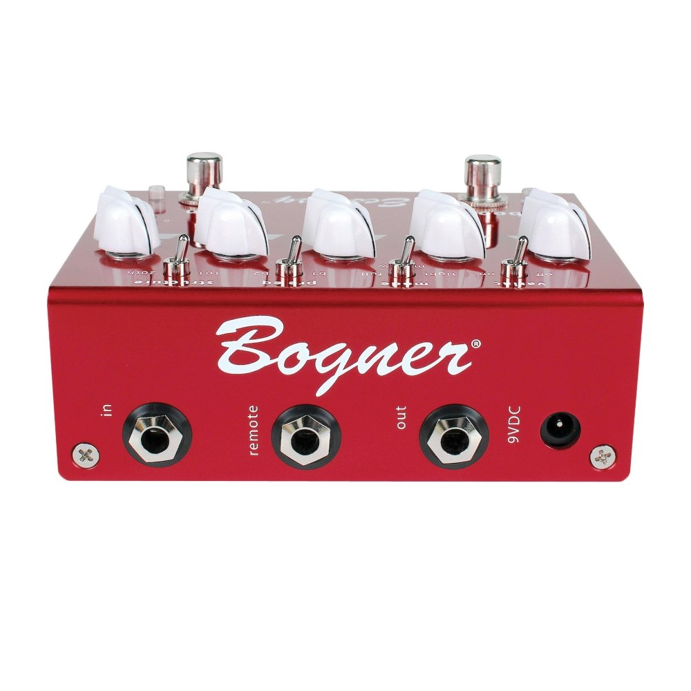 Bogner Ecstasy Red · Pedal guitarra eléctrica: Amazon.es: Instrumentos musicales