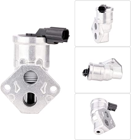 AUTOMUTO 2H1157 Premium Idle Air Control Valve idle air control motor fit for 1998 1999 2000 2001 2002 Mazda 626 2002 2003 Mazda Protege5 1999-2003 Mazda Protege