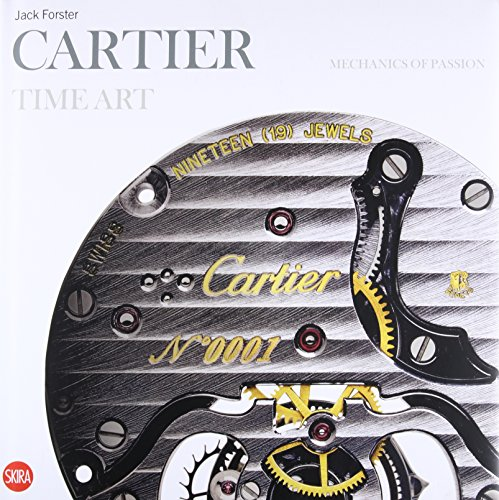 (Cartier Time Art: Mechanics of Passion)