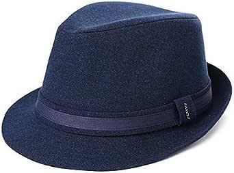 Comhats UPF 50 Sombrero de sol plegable ajustable con protector facial extraíble para mujer, entrega prioritaria de 6 a 10 días Azul 16008_Azul marino M