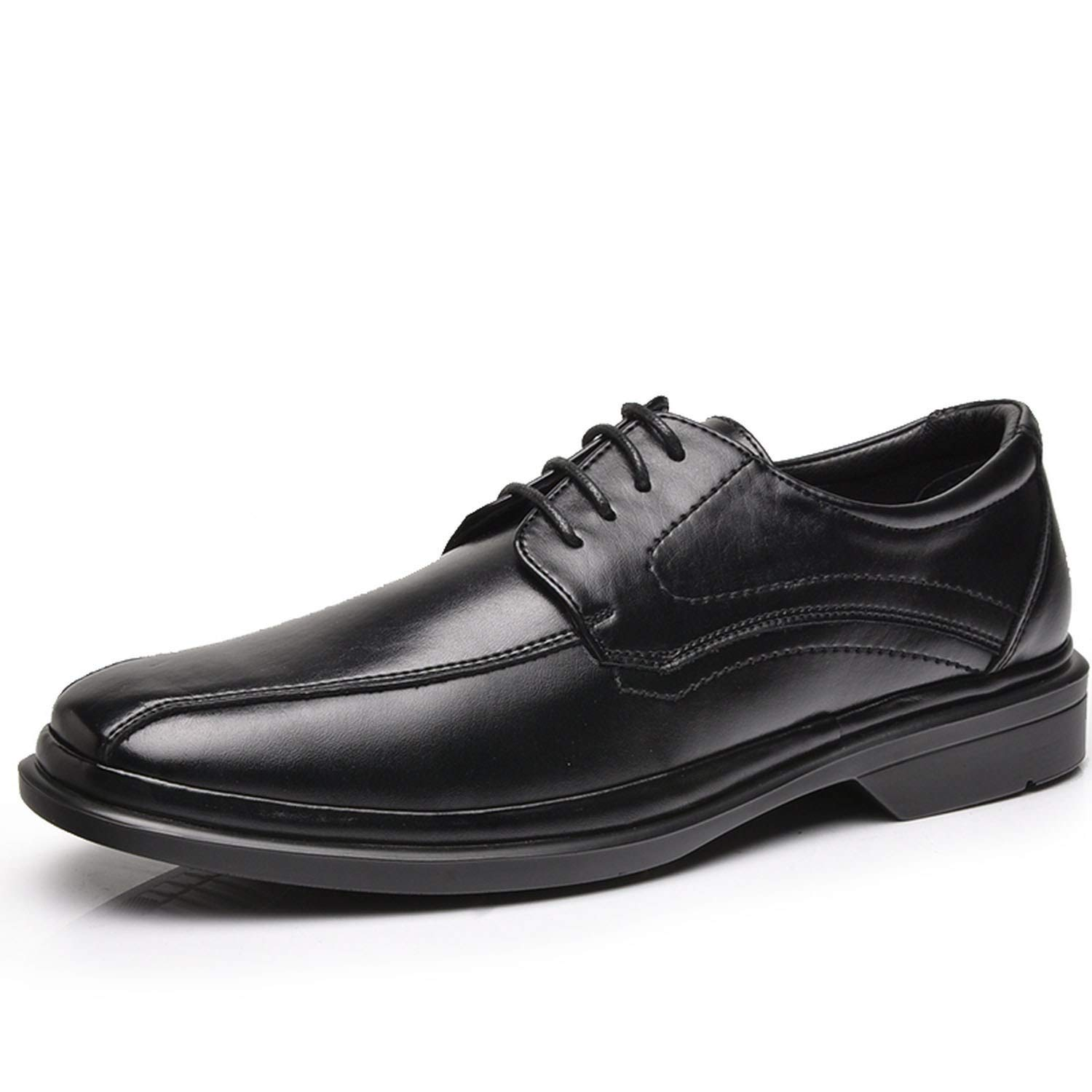 crazy-shop Sneakers Loafers Men Shoes Summer Dress Leather Shoes Breathable Daddy Shoes Casual Men Shoes,RUL001P8,11