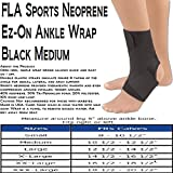 BSN Medical Ez-on Wrap-around Ankle Support