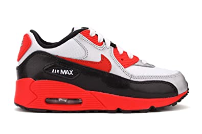 gevkg Nike Air Max 90 Kids Boys Girls Lace Up Trainers Shoes Sizes UK