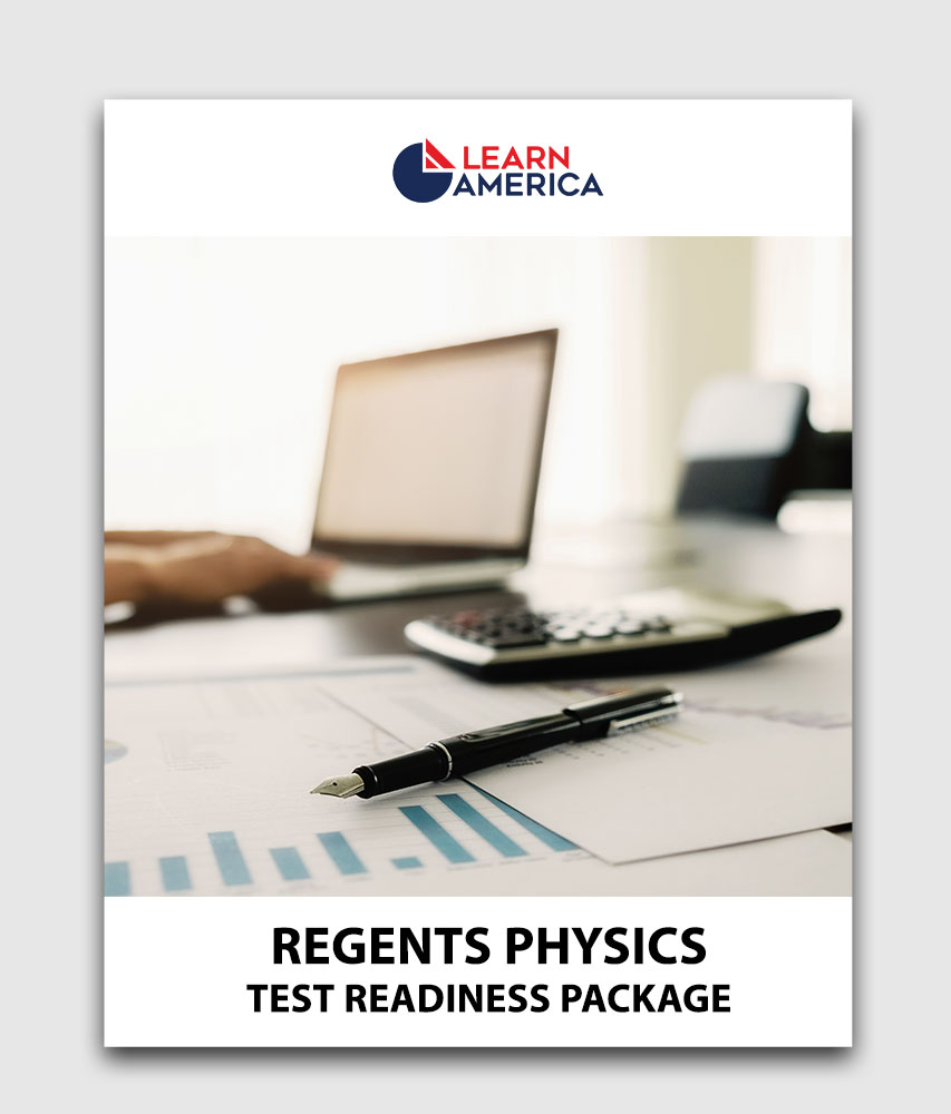 Regents Physics (5-Pack) - Test readiness package (Online test) [Online Code]