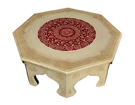 Vintage lato tavoli sgabello design cm amazon