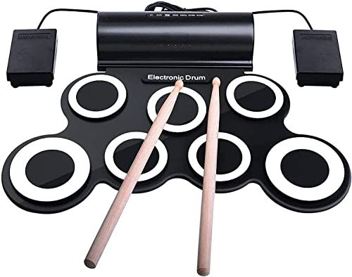 iWord: Electronic Roll-up Drum Pad