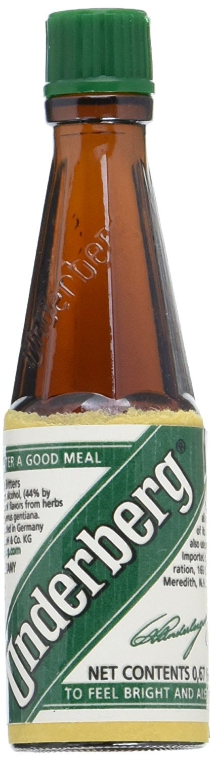 Underberg 4x30 Bottle Convenience Pack - Full Case by Underberg (Image #1)