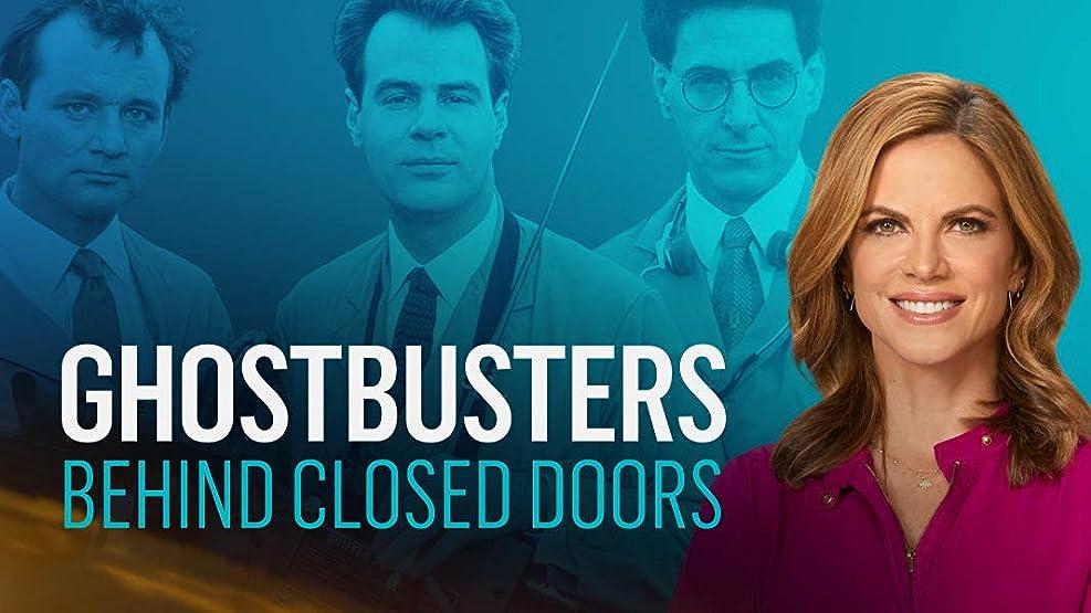 Ghostbusters: Behind Closed Doors