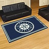 Fan Mats 7084 MLB - Seattle Mariners 5' x 8' Area Rug