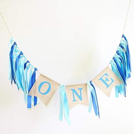 Banner de 1er cumpleaños Decoraciones de fiesta para niños y ...