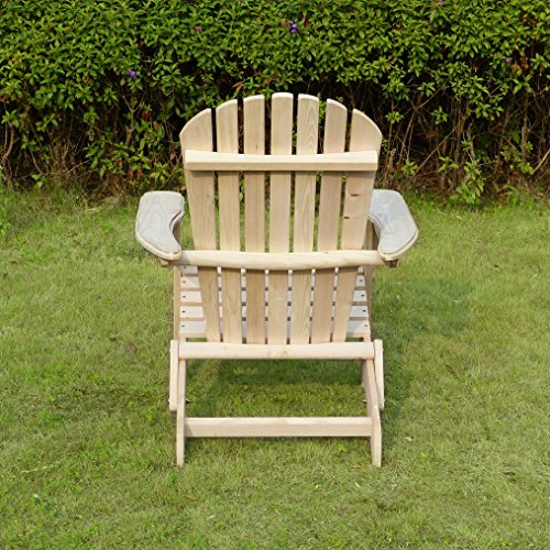 Merry garden foldable adirondack chair buy online in ksa for Outdoor furniture jeddah