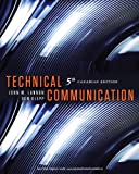 Technical Communication, Fifth Canadian Edition Plus MyCanadianTechCommLab -- Access Card Package (5th Edition)