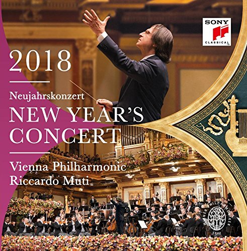 Price comparison product image New Year's Concert 2018 / Neujahrskonzert 2018