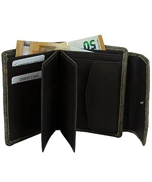 273305528caaf Domelo Damen Geldbeutel Geldbörse Brieftasche Portmonnaie Ledergeldbeutel Trachten  Style aus echtem Leder  Amazon.de  Koffer