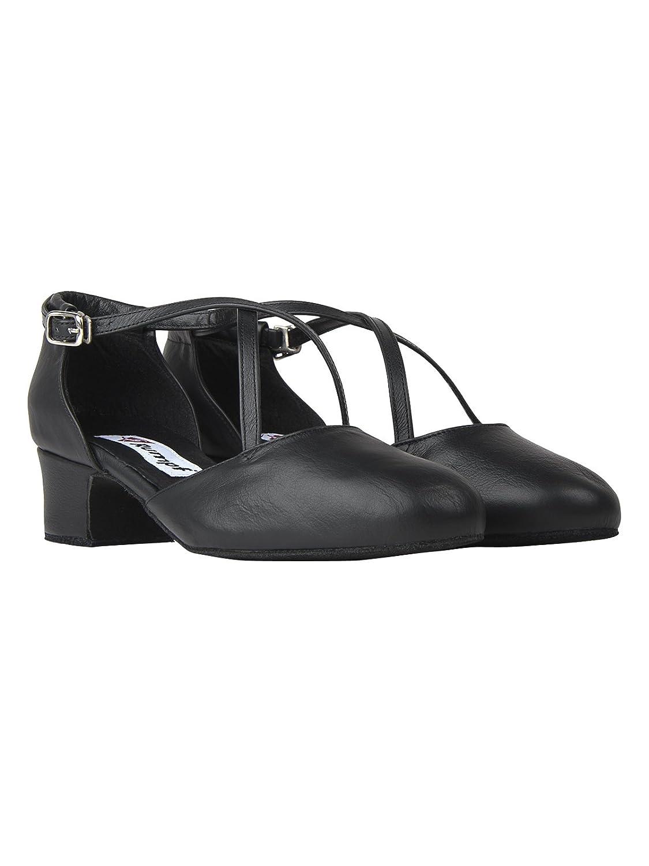 """RUMPF chaussures de dance """"Broadway"""" talon 3 cm noir pointure 36 LJNs9"""