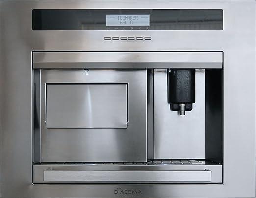 Máquina de hielo y dispensador agua natural y Frizzante de integrado: Amazon.es: Hogar