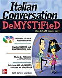 Italian Conversation DeMYSTiFied with Two Audio CDs
