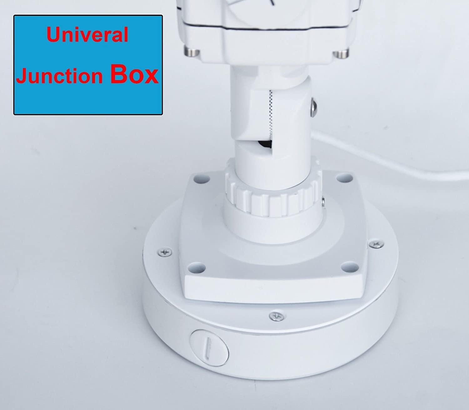 Amazon.com : Universal Security Camera Mount Junction Box For Most ...
